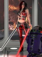 May the Fourth be with you - Harley by LascielX
