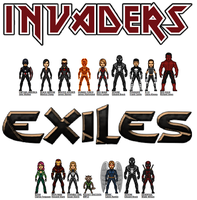 Ultimate Initiative: Invaders and Exiles by Joker960317