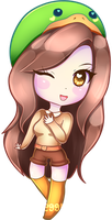 C: Astriellee by Megglesy