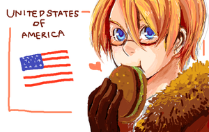 USA by Kadeart0