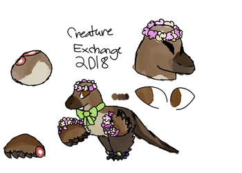 Small Boy- CE {APRIL EXCHANGE 2018} by rosythefoxluv