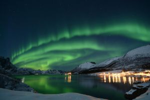 northern lights 56 by linedal