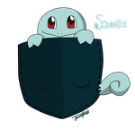 Squirtle Tshirt by Isux