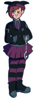 Himiko and Hoshi MASH UP by FlowerGore