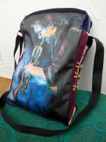 the bag with print of painting 1 by GalinaCh