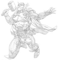 Thor warmup by RansomGetty