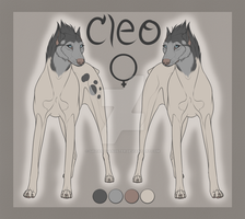 Cleo Reference by galianogangster