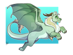 Kaimu the Dragon [Updated Info] by Trickstyr