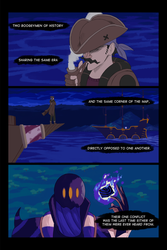 Chaos in the Tropics - Page 34 of Chap.1, Beat 4 by Scribblehatch