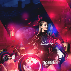 ID3. Danger - Rosie Hunger by zoely1