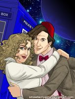 Doctor Who River - Oh Sweetie by strawberrygina