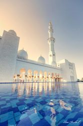 Sheikh Zayed Grand Mosque III by IsacGoulart