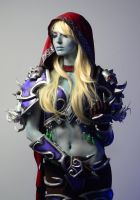 Cosplay Stock: Sylvanas Windrunner by LetzteSchatten-stock