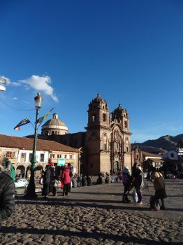 Cusco by AllyxG
