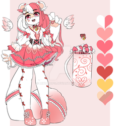 Valentine's day Auction CLOSED by MikiAdops
