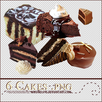 Pack Cakes PNG - By Mikone by MikoneLOVE