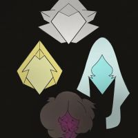 Damage of the Diamonds by QueenOfShadows67