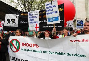May 18th 2013 - Save the NHS: 6 by LouHartphotography