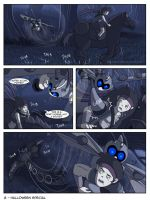 Page 08 - Halloween Special - Suzumega Medabot by AltairSky