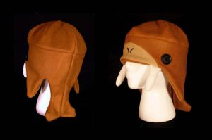 Walrus Hat by NinaKanti