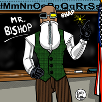 Bishop - Accept No Substitutes by LarryKingUndead