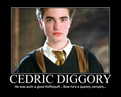 Cedric Diggory by FayetheFaerie