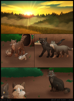 Warriors: Blood and Water - Page 45 by KelpyART