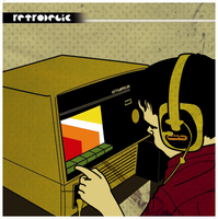 Retrodelic cover design ll by melongray