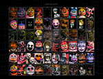 Ultimate Custom Night 2 by axelgomez1500