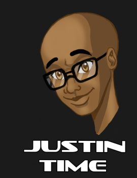 Justin Time by wolfprime