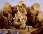 The Dryad {oct} by R0BUTT