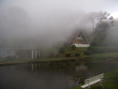 House in the clouds by YikYik