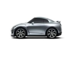 Mini Nissan GT-R Proto by TrabzonSport