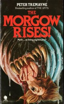 The Morgow Rises! Book Cover by derrickthebarbaric