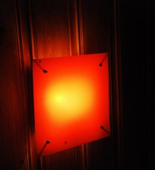 The red light by haneboe