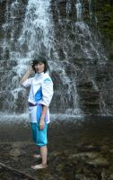 Spirited Away: Haku by Stealthos-Aurion