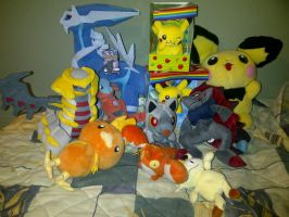 Pokemon Plush Sales 2