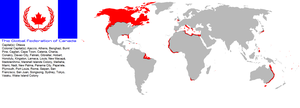 The Global Federation of Canada by TerranTechnocrat