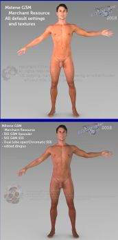 Reviewesque: MST Genesis 3 Male Skin Resource by vwrangler