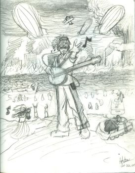 Musical Warfare by TheSlyder