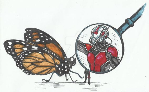 Ant-Man! by Rems12