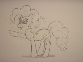 Pinkie will be there to show you it isn't that bad by KisekiTemiro