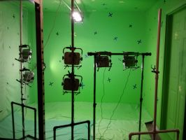Our Green Screen Studio by alimayo