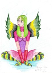 Jamaican Fairy by One-Love