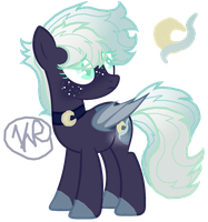 Mlp Bat Adopt Auction (CLOSED) by PegaAdopts