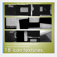 18 icon textures - illicit by yunyunsarang