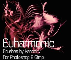 22 Euharmonic Brushes by kanonliv