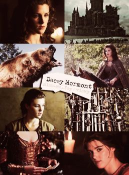 Dacey Mormont by Franky-Malfoy