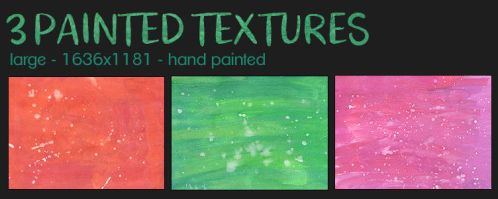 Textures: Painted by LaCorpse