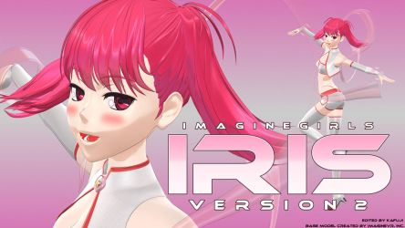 ImagineGirls Iris Version 2 (DL, Free) by kafuji